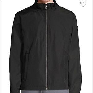 🆕🧥Calvin Klein Spring Bonded Zip Jacket size XL